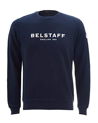 Belstaff 1924 Logo Sweatshirt Navy
