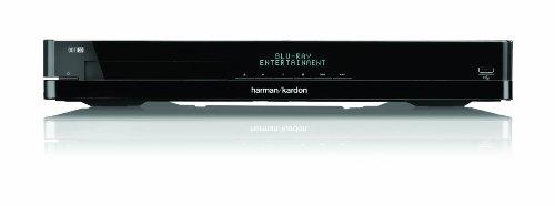 Harman Kardon BDT 30 Blu-ray Player (3D, HDMI DVD/CD, USB) für AVR 151/161/171 schwarz
