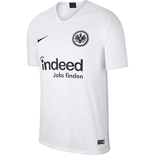Nike Herren SGE Breathe Stadium Away T-Shirt, White/Black, S