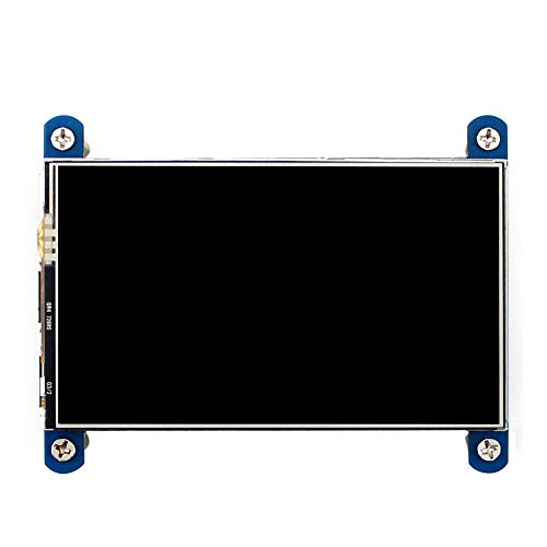 weichuang Accesorios Electrónicos 800x480 4' Resistivo Pantalla Táctil IPS Pantalla LCD HDMI Interfaz Para RPi Piezas Electrónicas Accesorios Electrónicos