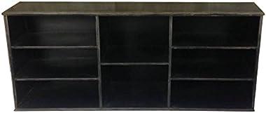 東洋石創 アンティーク調 デスクシェルフ 38301