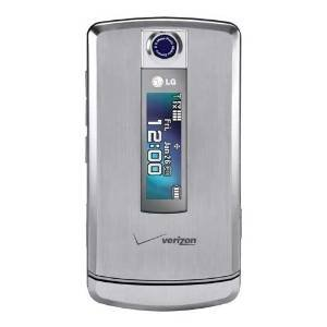 Verizon LG VX8700 No Contract 3G Data Capatable Smart Cellphone - (Works with Existing Plan/Regular Plan/Post-Paid and Prepaid) VX8700