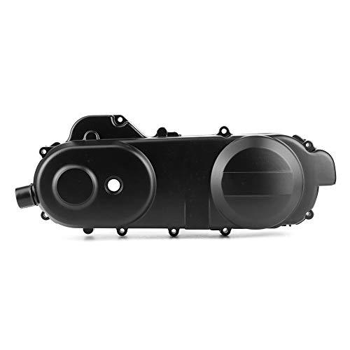 Dingln 430mm Cubierta del Motor del cárter Caja Larga Ajuste para GY6 49cc/50cc/QMB139 Scooters/ciclomotores