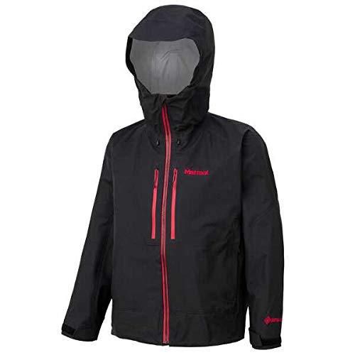 アルピニストクライミングジャケット(ゴアテックス) [サイズ:M] [カラー:ブラック] #TOUPJK01-BK