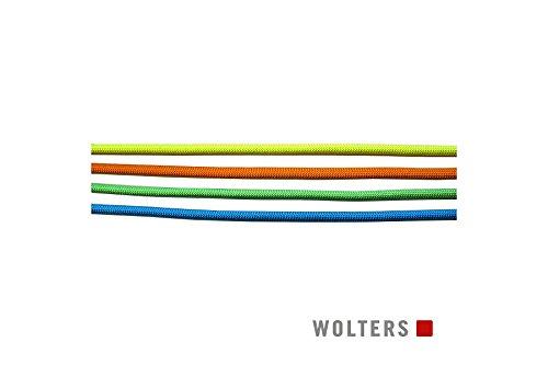 Wolters | Schlupfhalsband K2 neon aqua | Halsumfang 50 x B 1,3 cm