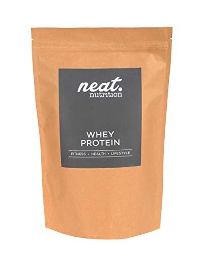NEAT NUTRITION WHEY Protein (Vanilla, 4 kg)