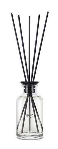 ipuro Classic balance Raumduft - Raumduft für Ruhe und Leichtigkeit - Lufterfrischer mit hochwertigen Inhaltsstoffen 240 ml - mit Rattanstäbchen - für angenehme Dufterlebnisse
