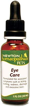 Newton Homeopathics Eye Care for Dogs and Cats product image