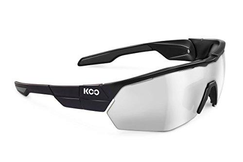 Kask Koo Open Cube - Gafas de sol para ciclismo, color negro, tamaño mediano