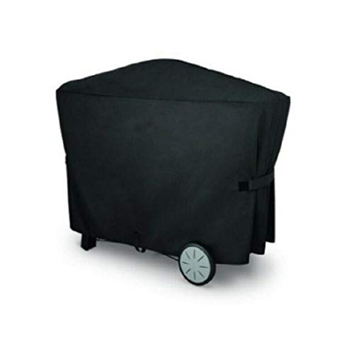 Lagaga Cubierta para parrilla de gas para barbacoa Weber Q2000 Q3000 Series impermeable, resistente a los rayos UV, duradera y cómoda