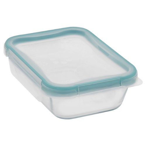 Glass Food Storage Container