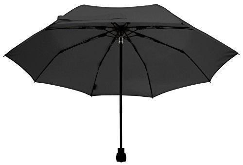 Euroschirm LightTrek Regenschirm Farbe schwarz