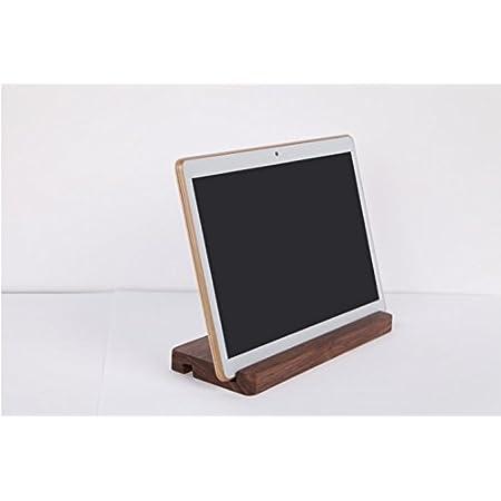 桜の雪 自然木製 iPad Android タブレットPC Nexus Galaxy対応 デスクトップスタンド 端末スタンド