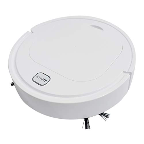 Lowest Price! Serenable Multiple Self-Charging Smart Sensor Robot Cleaner for Home Kitchen,Hard Floo...