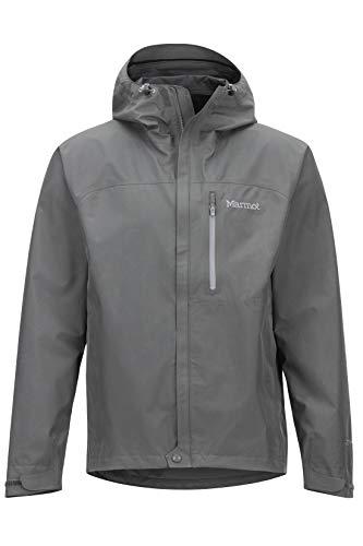 Marmot Men's Minimalist Lightweight Waterproof Rain Jacket