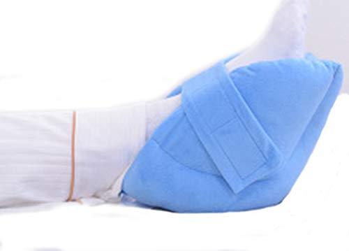 CNBPLS Resistencia A La Suciedad Y Almohada De Soporte De Pies De Secado Rápido, para La Prevención De Llagas De Presión Piece Pied Support Almohada 1 Par