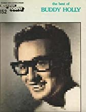 The Best of Buddy Holly for E-Z Play Organs, Pianos & Electronic Keyboards