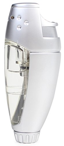 WINDMILL(ウインドミル) ライター ビープ3 バーナーフレーム 耐風仕様 クロームパール BE3-1002 高さ76×幅31×厚さ20mm