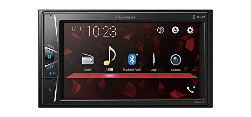 DMH-G220BT 6.2'' Multi-touchscreen resistivo, tuner con Bluetooth, USB, Aux-in