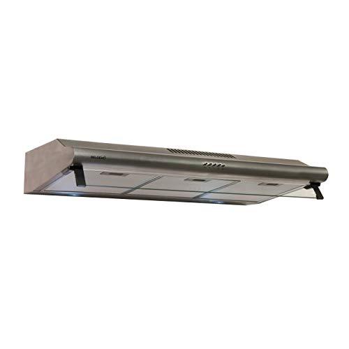 GRETA 90 XS - Hotte Casquette 90 cm INOX