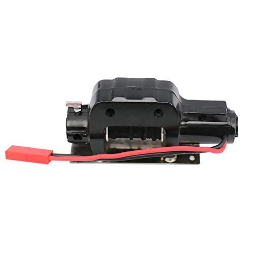 Katigan Sistema de Control de Cabrestante Crawler AutomáTico Simulado para 1/10 RC Crawler 4WD Coche Axial SCX10 AX10 CC01