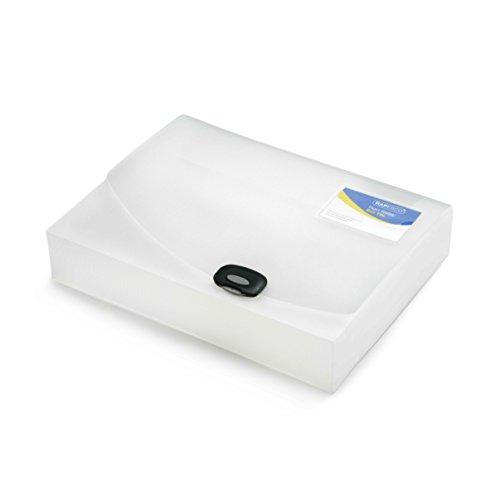 Rapesco - Caja de archivo A4 Plus, 60...