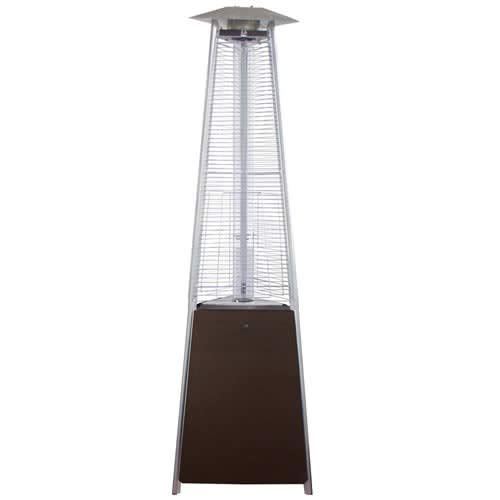 Review 23 S Commercial Bronze Glass Tube Patio Heater