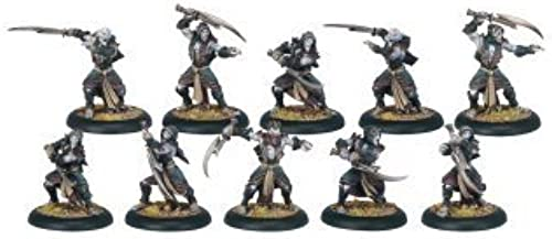 Hordes  Legion of Everblight Nyss Hex Hunters (10 figures) by Privateer Press