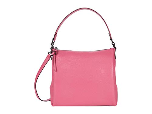 COACH Shay Shoulder Bag Confetti Pink One Size