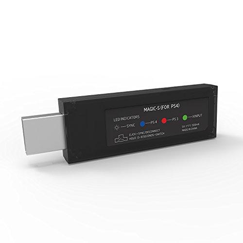 Mayflash Magic-S Wireless Adapter für PS4, PS3 und PC