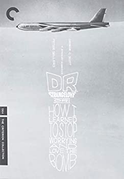 DVD Dr. Strangelove Or: How I Learned To Stop Worrying and Love the Bomb Book