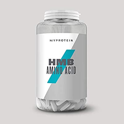 MyProtein HMB Unflavoured Tablets - Pack of 180
