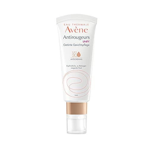 Avène Antirougeurs Unify getönte Gesichtspflegecreme SPF 30, 40 ml Creme
