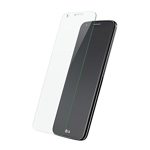 2x itreu LG G2Cristal Protector Premium Cristal Real Ligero de Vidrio Templado Protector de Pantalla Protector de Pantalla