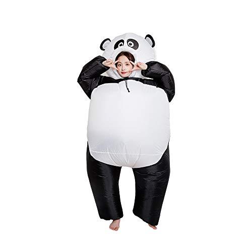 GYZLZZB Kostüme Halloween Kostüme Cosplay Partei for Erwachsene Lustige aufblasbare Kleidung, Panda-Kostüm, Interesting Spoof Cosplay Gehen Leistung Props