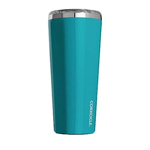Corkcicle Tumbler Water Bottle Biscay Bay Womens 24oz