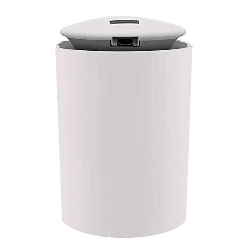 Aumentar la humedad Usb 260ml portátil Mini humidificador de aire del aroma del difusor del aceite del atomizador del humidificador ultrasónico de aromaterapia purificador pulverizador Mientras duerme