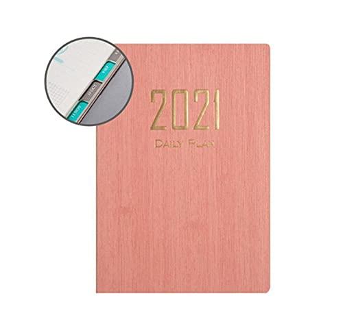 Planificador De Gestión Del Tiempo Del Cuaderno Mesa Bobina Fecha Calendario Recordatorio Plan Banco De Trabajo 21 Cm * 14,5 Cm