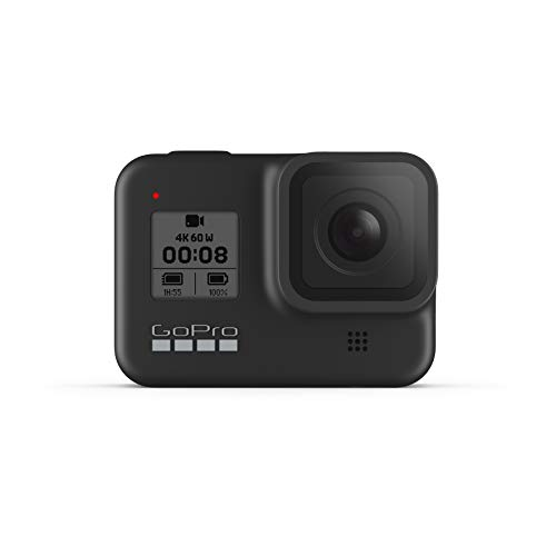 GoPro HERO8 Black - Waterproof Action Camera with Touch...