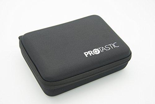PROtastic, custodia guscio protettiva da viaggio di medie dimensioni, custodia per fotocamere e accessori GoPro Hero.