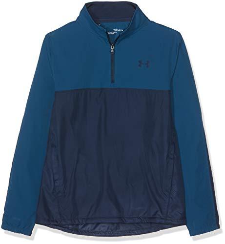 Under Armour - Golf-Pullover & -Sweatshirts für Jungen in Blau, Größe XS