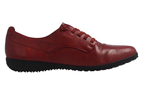 Josef Seibel Damen Naly 11 Sneaker, Rot (Carmin) - 4