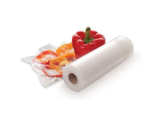 Beper RCO9003022 Rollo de envasado al vacío, el plastico, blanco