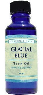 Frequency Foods Glacial Blue Tooth Oil (and many other uses) 30ml