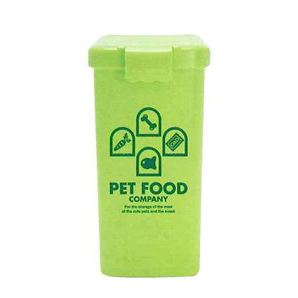 Purchase Pet Food Container - Green
