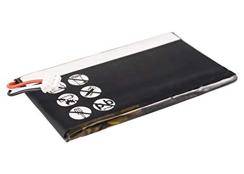 subtel® Qualitäts Akku kompatibel mit Philips S10A, S10A/38, S10H (1200mAh) PH454061 Ersatzakku Batterie