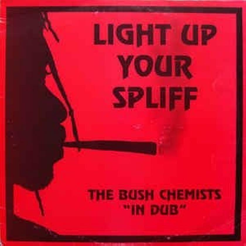 The Bush Chemists - Light Up Your Spliff - Mania Dub - MD003