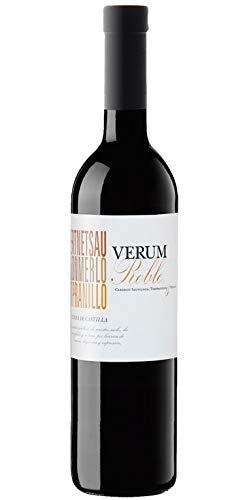 Verum Vino Roble Tinto - 3 botellas x 750 ml- Total: 2250 ml