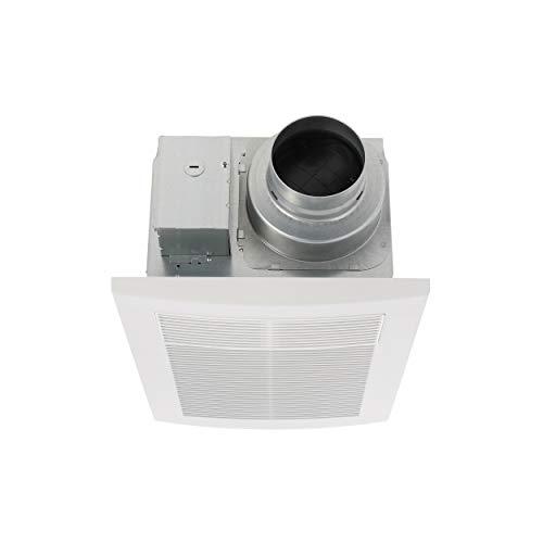 Panasonic FV-0511VH1 WhisperWarm DC Bathroom Fan with Heater, 50-80-110 CFM