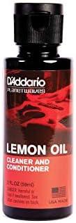 D'Addario Lemon Oil